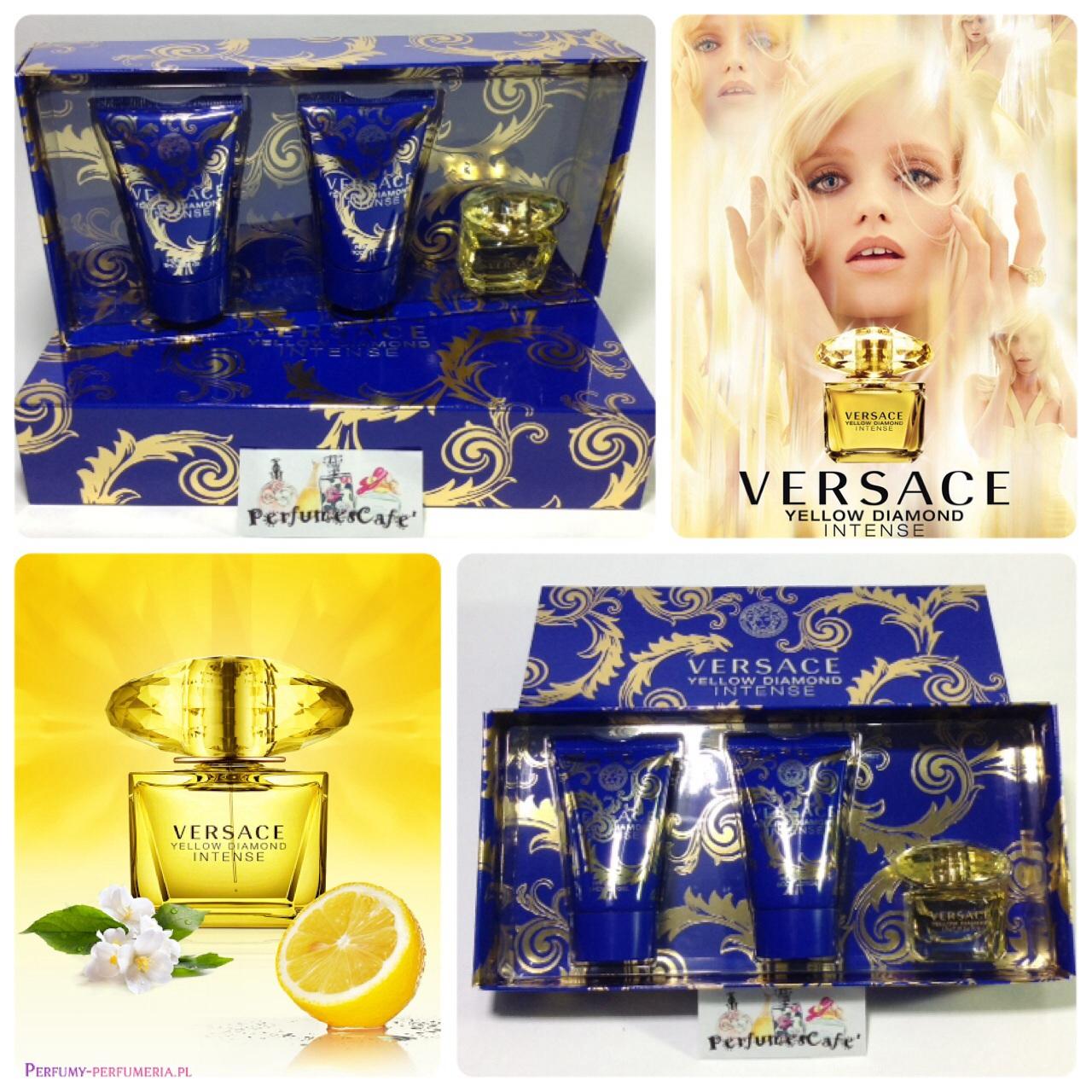 เซทมินิ Versace Yellow Diamond Intense ราคาน่ารักๆ กับกลิ่นสวยๆ