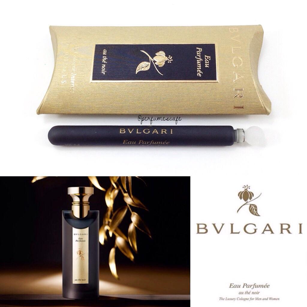 Eau Parfumee au The Noir Bvlgari for women and men ขนาดทดลอง 3ml