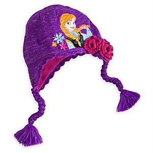zAnna Hat for girl Frozen - Pink from Disney USA แท้100% นำเข้าจากอเมริกา