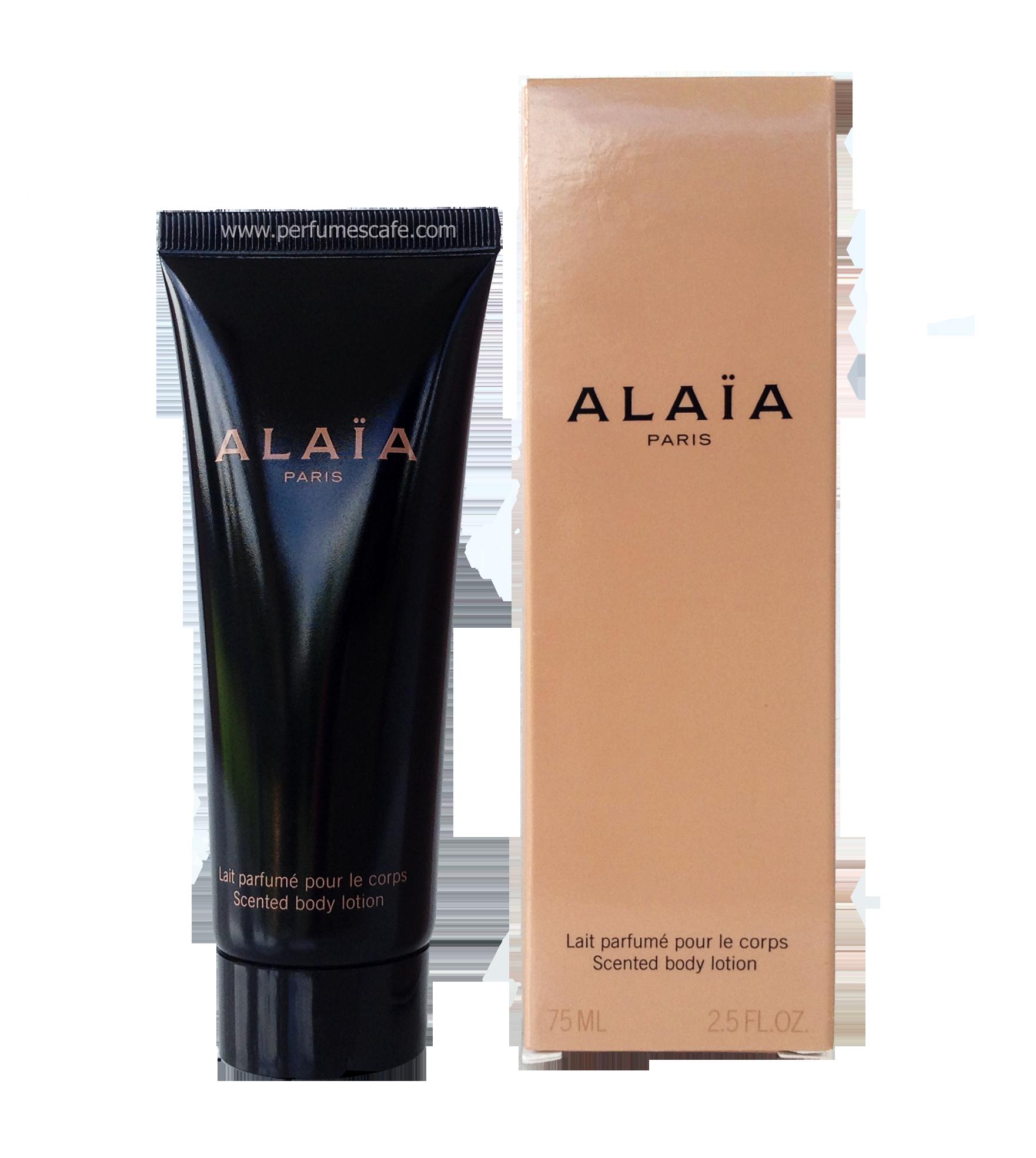 โลชั่นน้ำหอม Alaïa Paris Lait Parfume Pour Le Cprps Scented Body Lotion 75ml