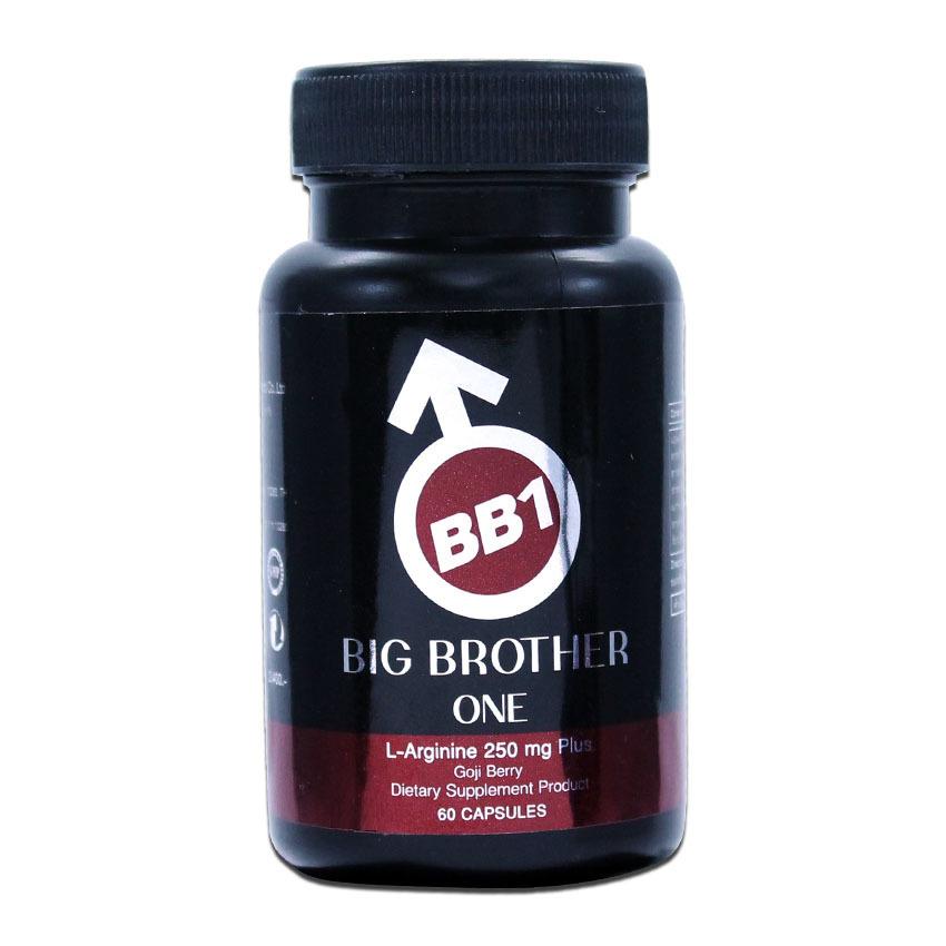 BB1 BIG BROTHER บีบี วัน บิ๊ก บราเดอร์ส อาหารเสริมสุขภาพเพศชาย