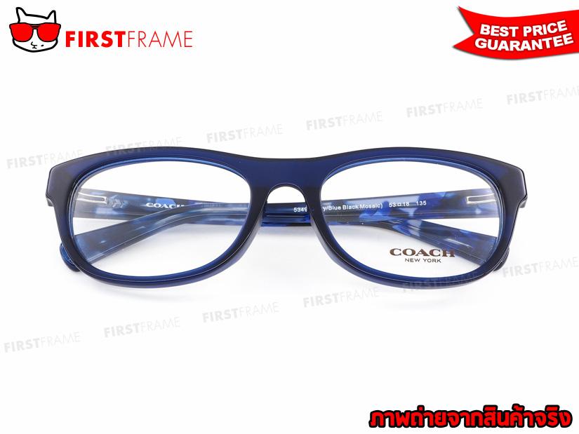 กรอบแว่นสายตา COACH HC6081F 5349 5