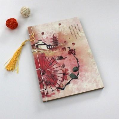 สมุดโน้ตจีน ลาย 29