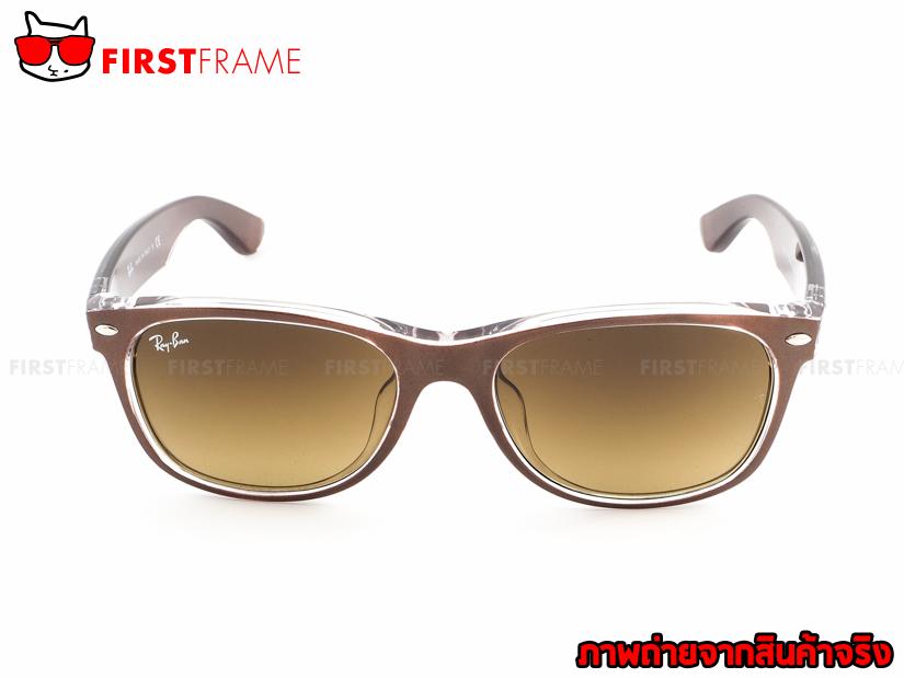 แว่นกันแดด RayBan RB2132F 6145/85 NEW WAYFARER2