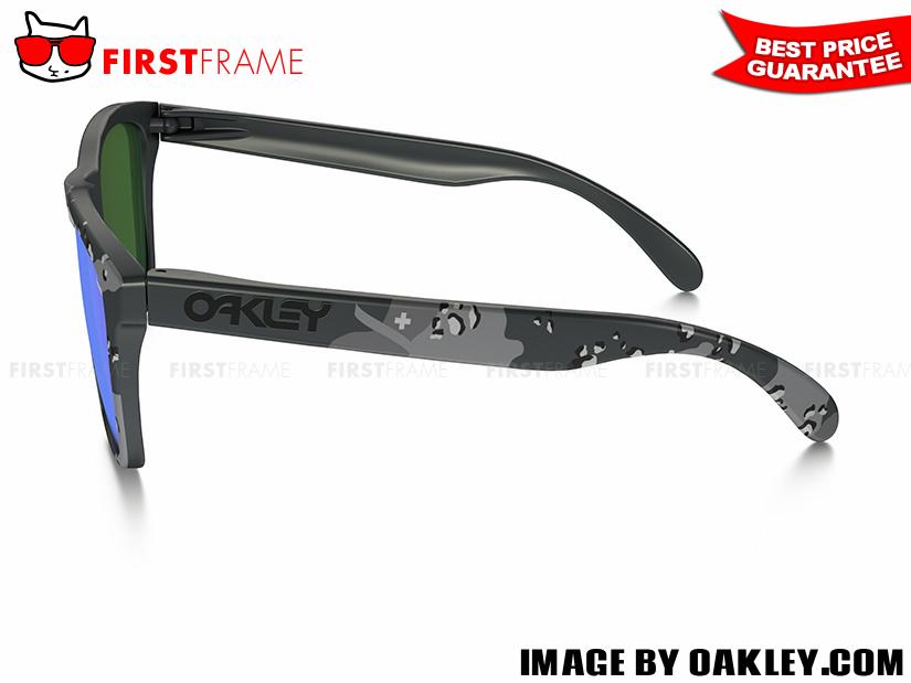 แว่นกันแดด OAKLEY OO9013-51 FROGSKIN INFINITE HERO 3