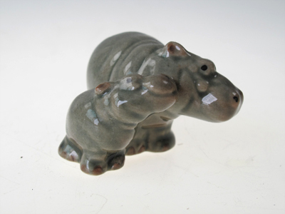 ฮิปโปเซรามิค Ceramic Hippo