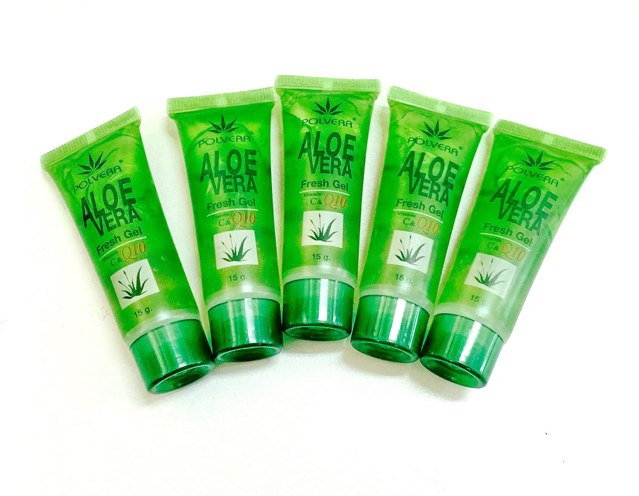 Polvera Aloe Vera Fresh Gel Vitamin C & Q10