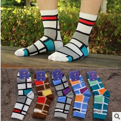 [หมด] ถุงเท้าชายแฟร์ชั่นเกาหลี
