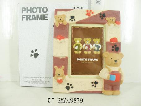 กรอบรูปหมี (ขายส่ง 90 บาท/ 3 ชิ้น)