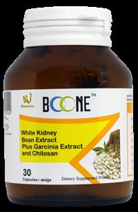 บูนี่ สารสกัดจากถั่วขาว 30 เม็ด BOONE White Kidney Bean Extract