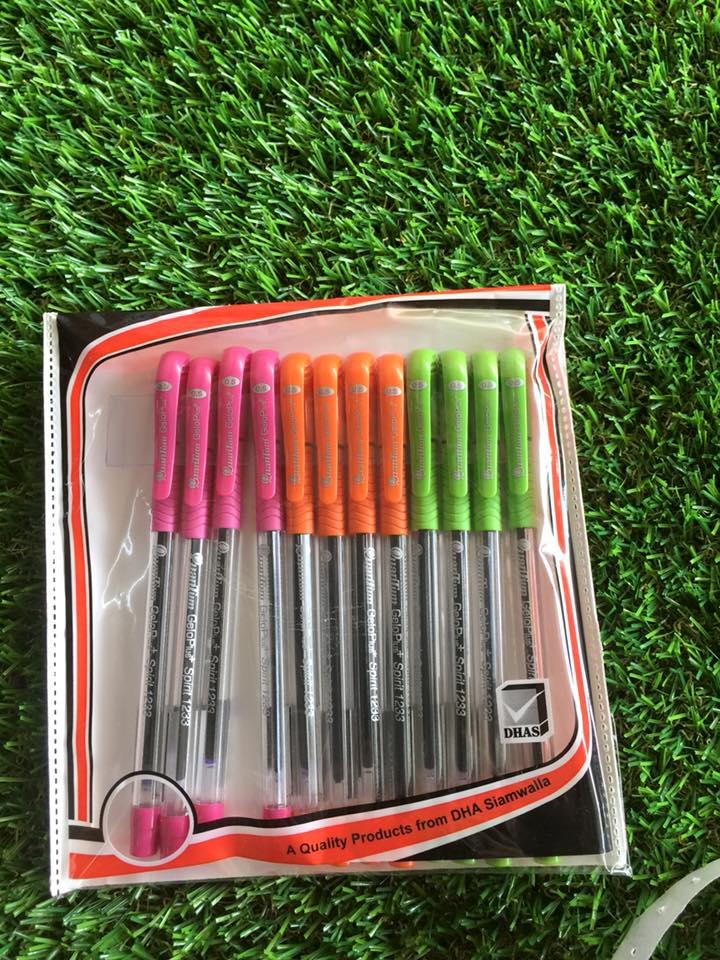 ปากกา quantum GeloPlus+ 1233 (ขายส่ง 90 บาท /โหล)