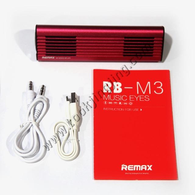 ลำโพงบลูธูท Remax RB-M3