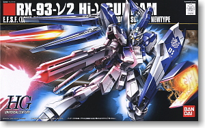 HGUC 1/144 Hi-Nu Gundam