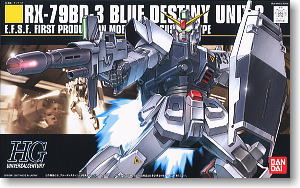 HGUC 1/144 BLUE DESTINY UNIT 3