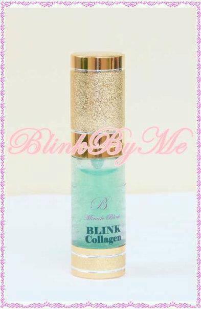 BlinkByMe Miracle Blink (Blink Collagen Botox:สีฟ้า)