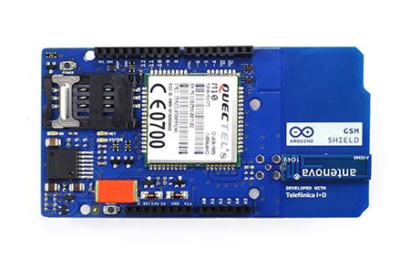 Arduino GSM Shield (แท้จาก Italy)