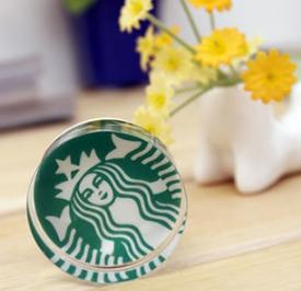 ตัวปั้ม Starbucks