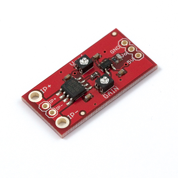 Low Current Sensor Breakout (Sparkfun)