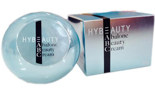 Hybeauty Abalone Beauty Cream ไฮบิวตี้ อบาโลน บิวตี้ ครีม ปริมาณสุทธิ 50 ml.