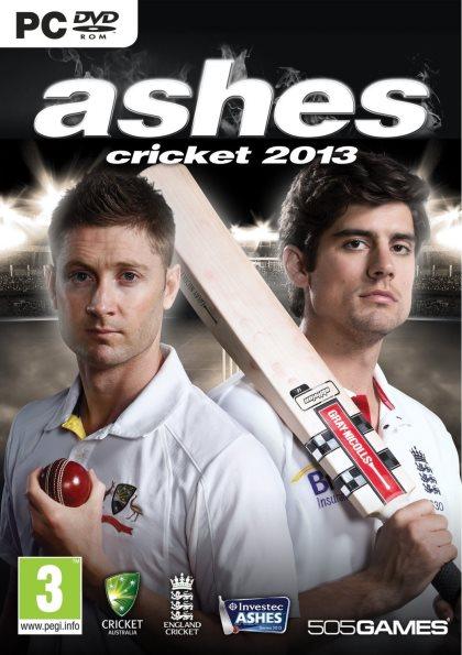 Ashes Cricket 2013 ( 1 DVD )