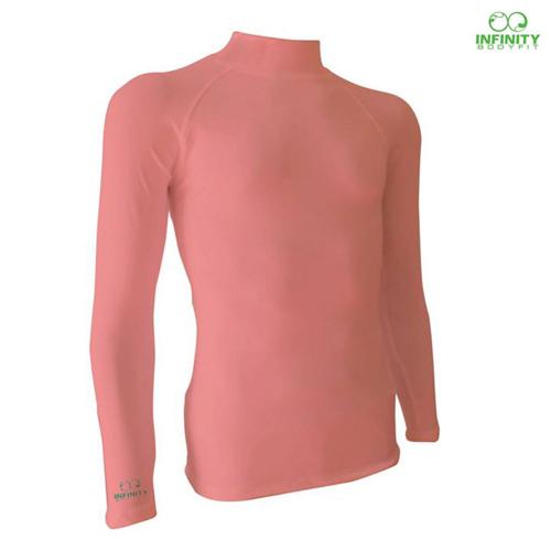 base layer สีชมพูเบจ