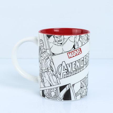 แก้ว Avengers: Infinity War (ของแท้)