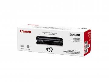 Canon Cartridge-337 ตลับหมึกโทนเนอร์ สีดำ Black Original Toner Cartridge