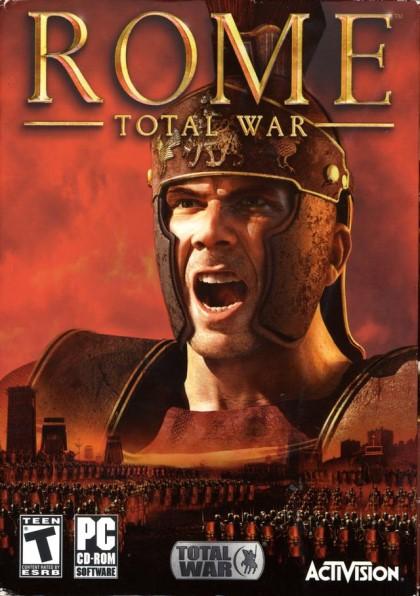 Rome Total War ( 1 DVD )