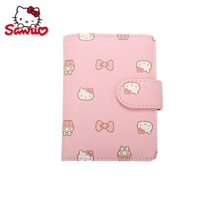 กระเป๋าใส่นามบัตร Hello Kitty (ของแท้ลิขสิทธิ์)