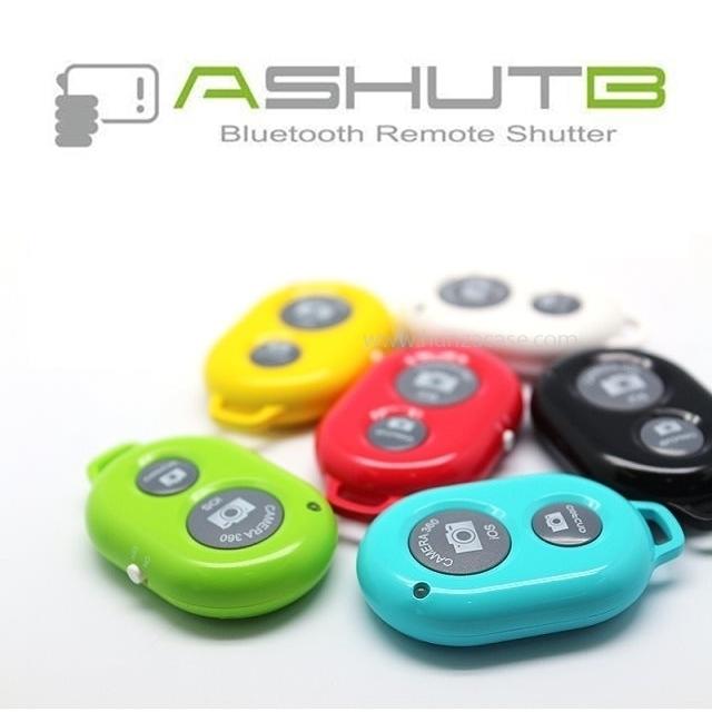 ASHUTB Remote Shutter & Monopod