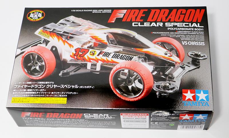 FireDragon Clr SP