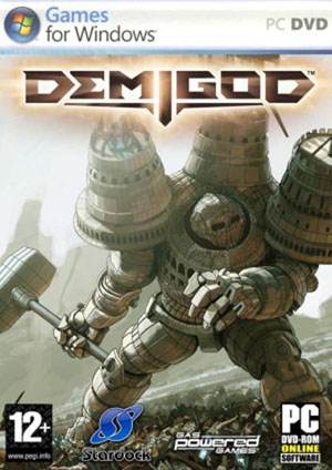 Demigod ( 1 DVD )