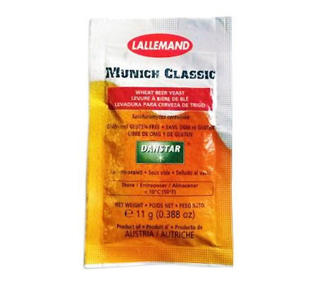 Danstar Classic Munich Yeast