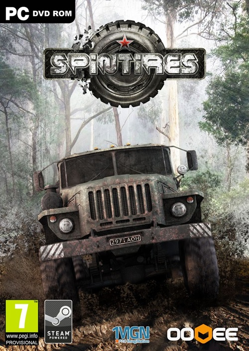 spintires ( 1 CD )