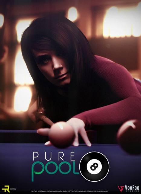 Pure Pool ( 1 DVD )