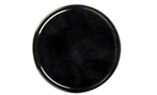 ซิลิโคนกันลื่นรถยนต์วงกลม ขนาด 80x80 mm (สีดำ)