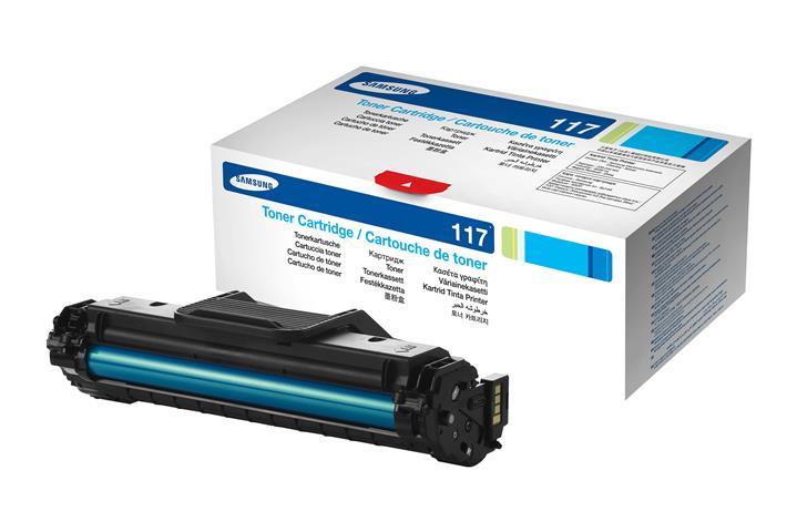 Samsung MLT-D117S ตลับหมึกโทนเนอร์ สีดำ ของแท้ Black Original Toner Cartridge (SU853A)