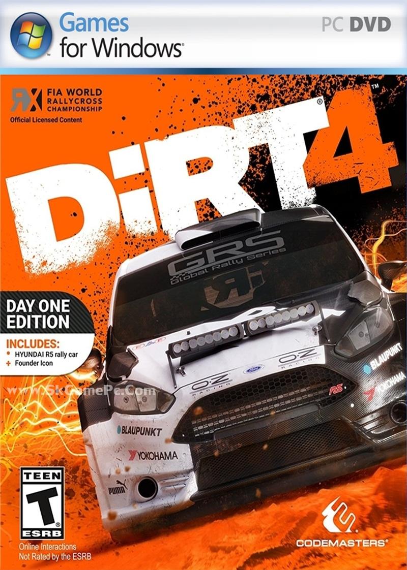 DiRT 4 ( 9 DVD )