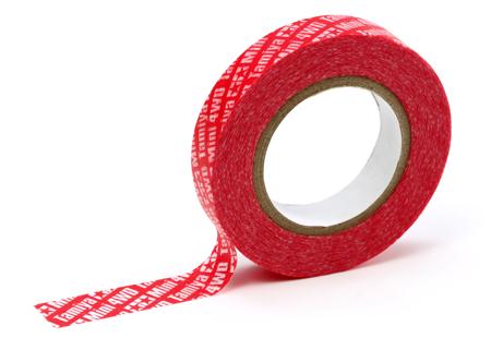 Mini 4WD Multi Tape 10mm Red