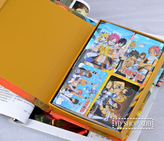 โปรการ์ด ลาย Fairy Tail