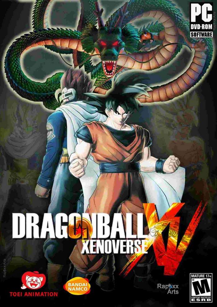 Dragonball Xenoverse ( 3 DVD )