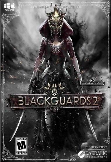 Blackguards2 ( 1 DVD )