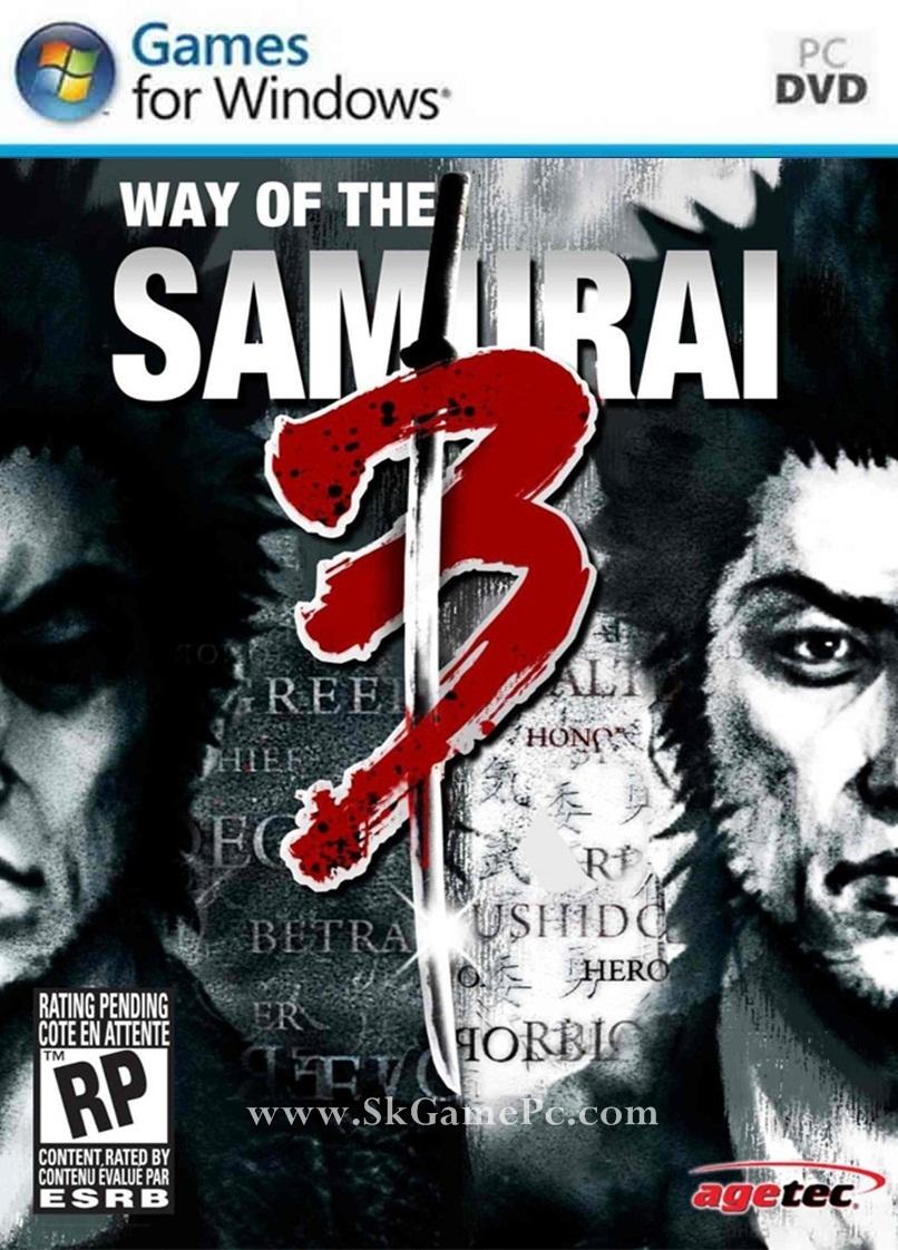 Way of the Samurai 3 ( 1 DVD )