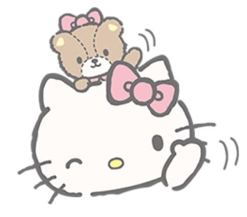 Hello Kitty (with Tiny Chum)