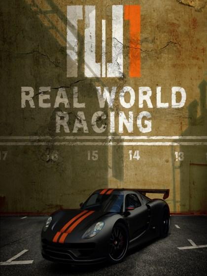Real World Racing ( 1 DVD )