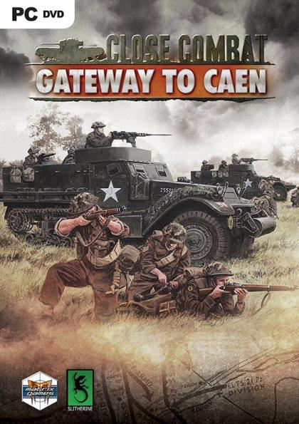 Close Combat Gateway To Caen ( 1 DVD )