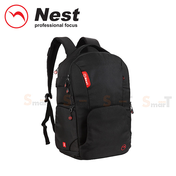 Nest Athena 80 Backpack -Black