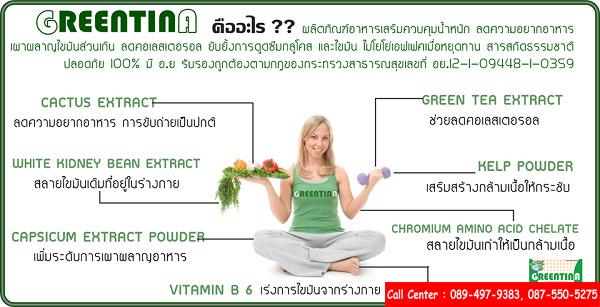 Greentina Plus