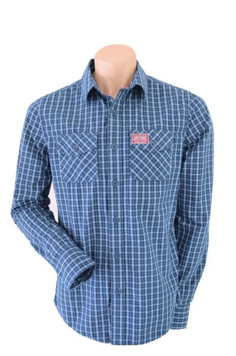 Superdry Blue Shirt Size M