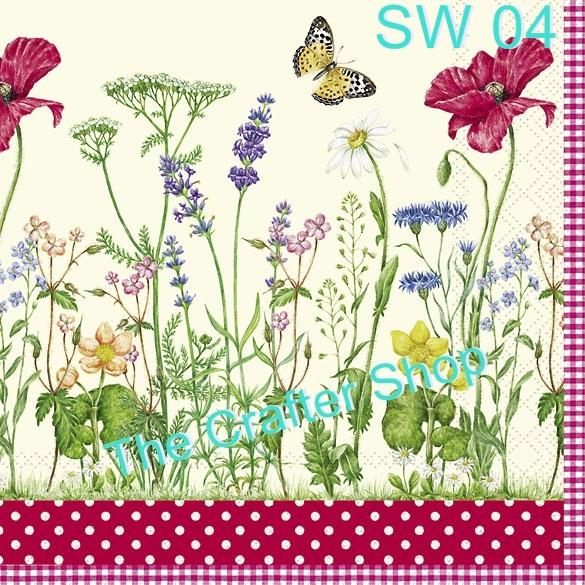Napkin Sweet Pac (รหัสสินค้า SW-04)